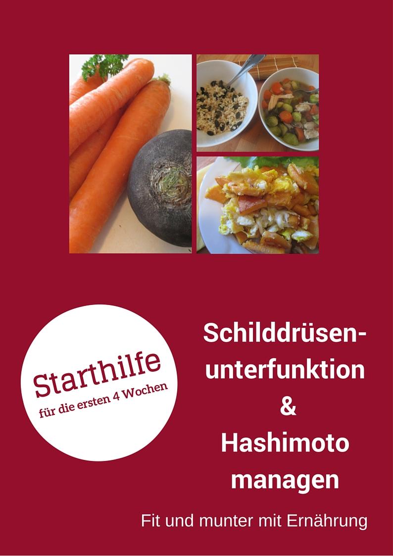 Schilddrüsenunterfunktion und Hashimoto managen