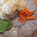 schnelle Garmethoden für Gemüse