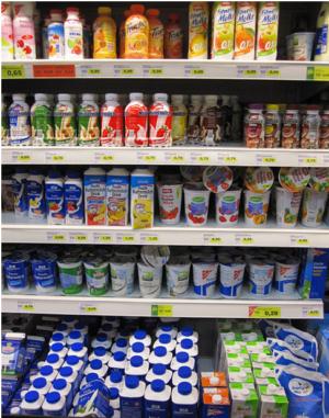 Milch und Milchprodukte sind nicht gesund